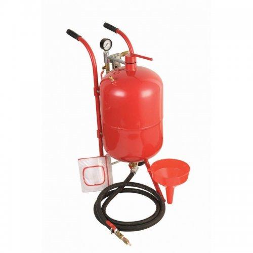 Central Pneumatic Abrasive Blaster