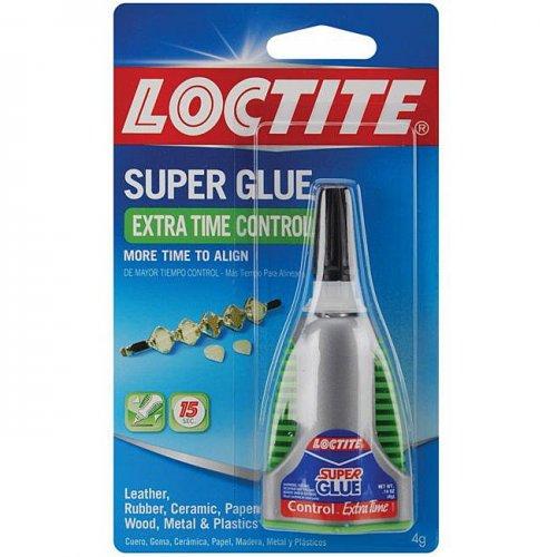 Loctite Super Glue Extra Time Control