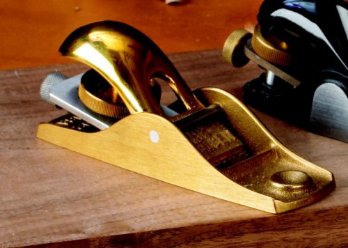 Lie-Nielsen Low-Angle Block Plane