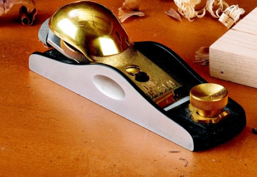 Lie-Nielsen Adjustable-Mouth Block Plane