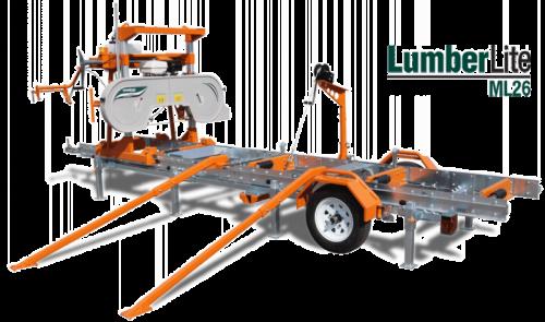 Norwood LumberLite Portable Sawmill