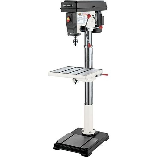 "Shop Fox 12-Speed 20"" Drill Press"