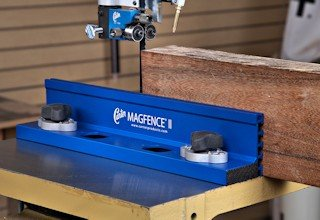 Carter Magfence II Bandsaw Fence