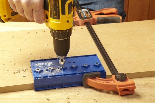 Kreg Shelf-Pin Drilling Jig