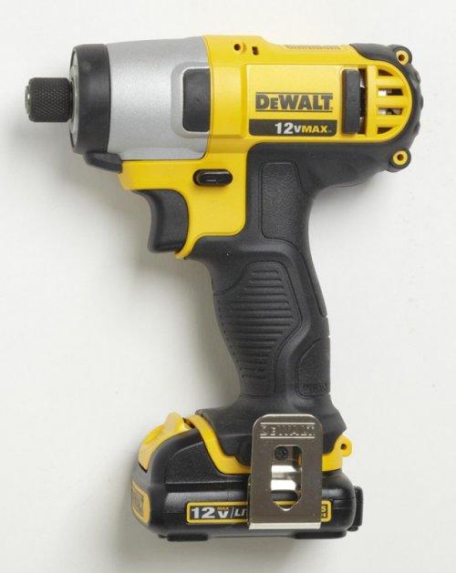 DeWalt 12V MAX Li-Ion Impact Driver