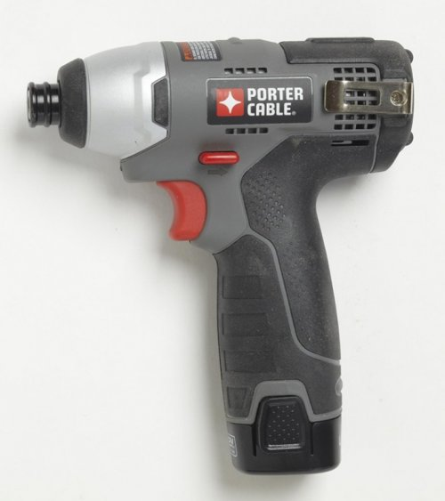 Porter-Cable 12V Impact Driver