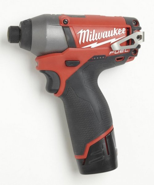 Milwaukee M12 FUEL Brushless Impact Driver