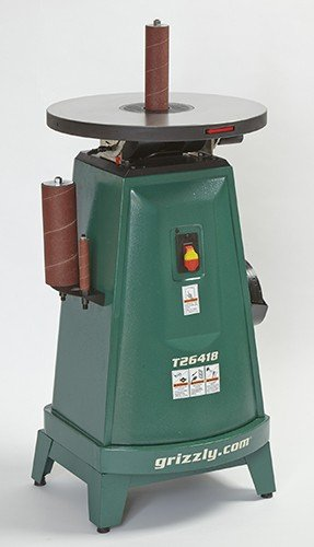 Grizzly T26418 oscillating spindle sander