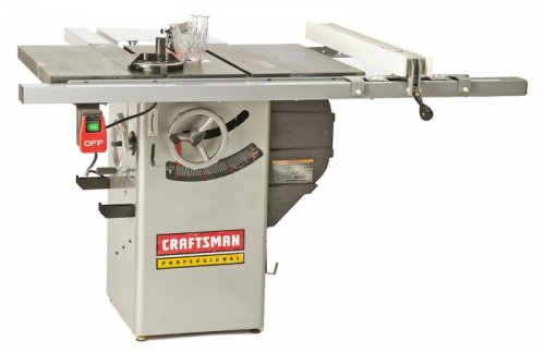 Craftsman 22116 Granite Tablesaw