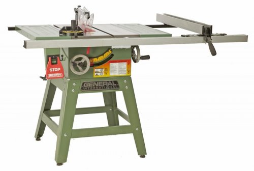 General International 50-090RC M1 Tablesaw
