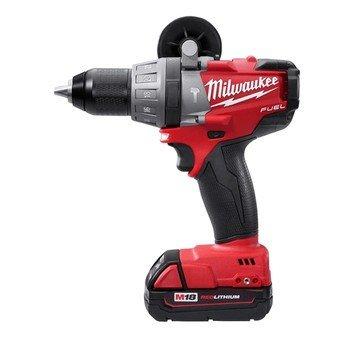 "Milwaukee M18 Fuel 1/2"" drill 2604-22CT"