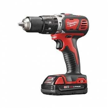 Milwaukee 18V compact hammerdrill