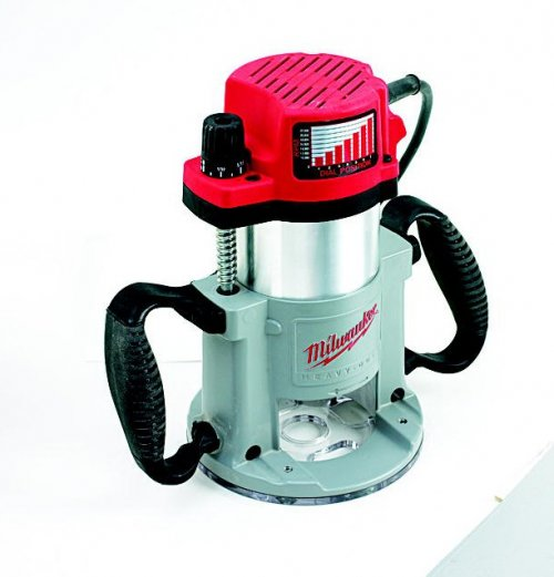Milwaukee 5625-20 3-hp Fixed Base Router