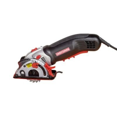 "Craftsman 10872 3"" Mini Circular Saw"