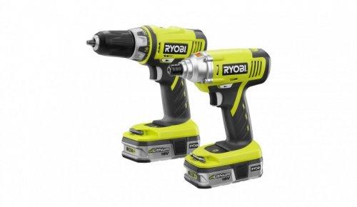 Ryobi 18V Drill/Driver Combo Kit