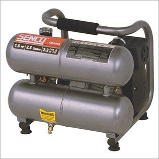 Senco 2.5-Gallon Oil-Less Compressor