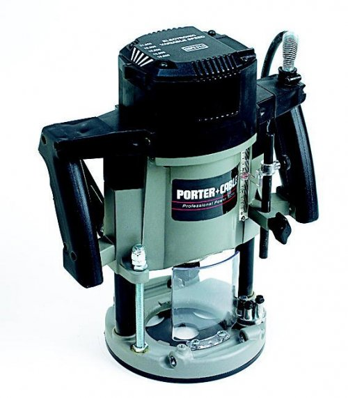 Porter-Cable 7539 3-hp Plunge Router