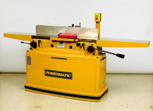 "Powermatic 8"" Jointer"