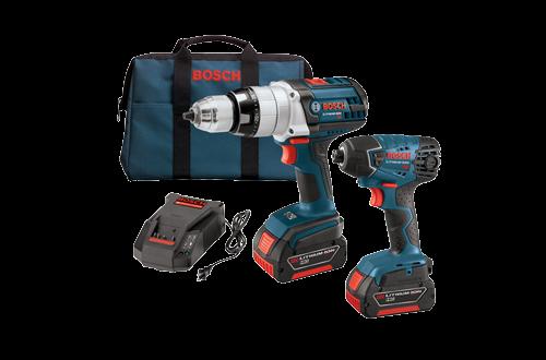 Bosch 18V Two-Tool Kit