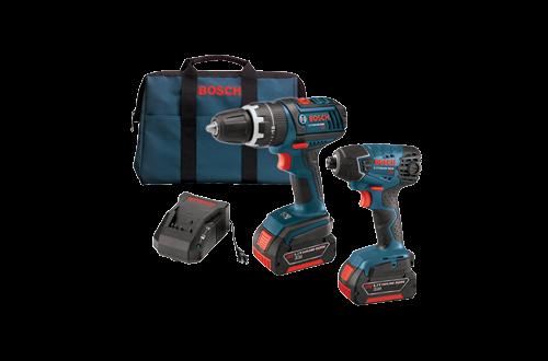 Bosch 18V Drill/Driver Kit