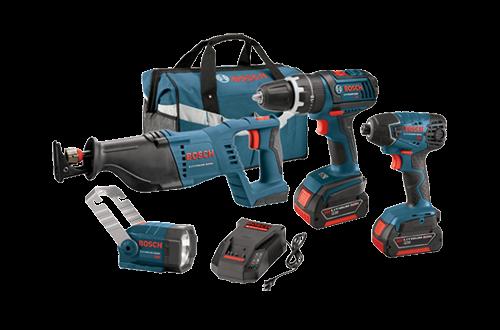 Bosch 18V Tool Kit
