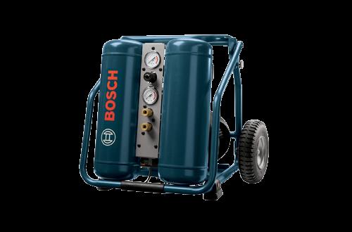 Bosch 4-Gallon Wheeled Compressor