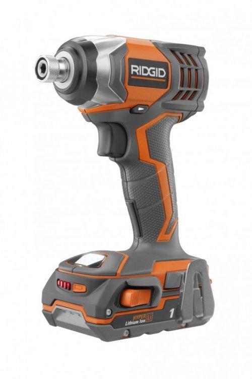 Ridgid X4 18V Li-Ion Impact Driver R86034K