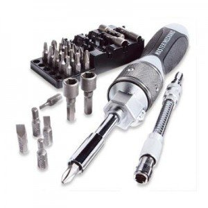 Master Mechanic Dual-Drive Screwdriver