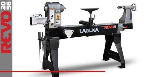"Laguna 20"" Revo Wood Lathe"
