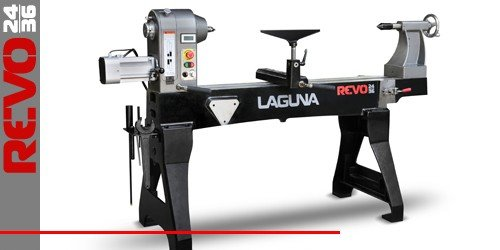 "Laguna 24"" Revo Wood Lathe"