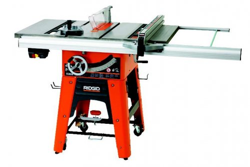 "Ridgid 10"" Tablesaw #TS3650"