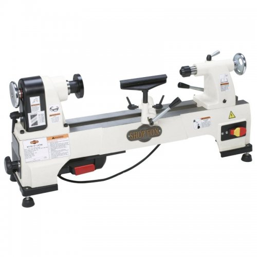 "Shop Fox 10"" Wood Lathe"