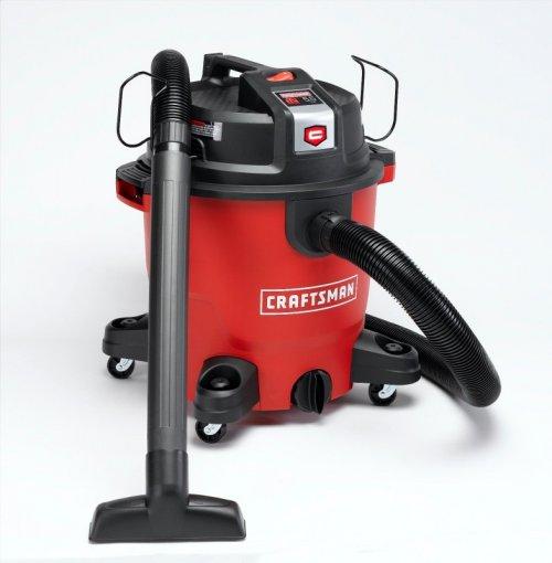 Craftsman XSP 12-gallon wet/dry vacuum