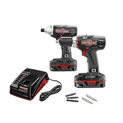 Craftsman 19.2V Drill/Driver Kit