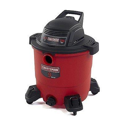 Craftsman 9-Gallon Wet/Dry Vacuum