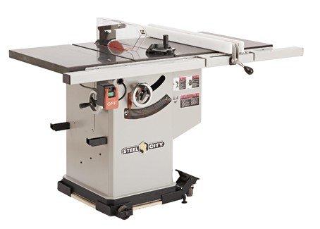 Steel City 35900G Hybrid Saw