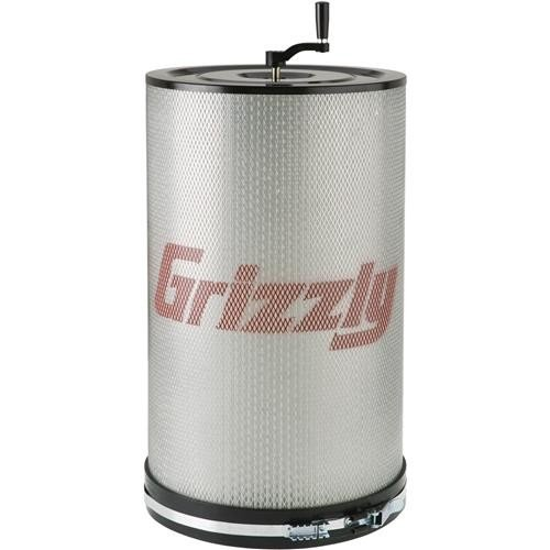 Grizzly Pleated Canister Filter