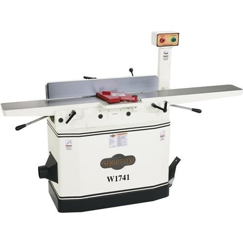 "Shop Fox 3 HP 8"" Jointer"