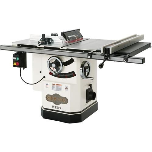 Shop Fox W1819 Cabinet Saw