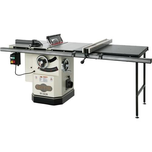 Shop Fox W1820 Cabinet Saw