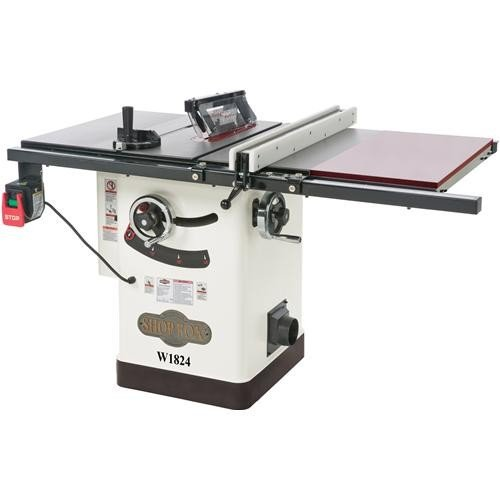 Shop Fox W1824 Hybrid Tablesaw