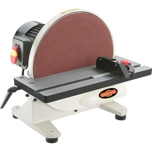 "Shop Fox W1828 12"" Disc Sander"