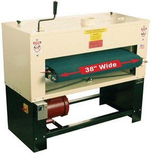 Woodmaster 3875 - US Made Quality Equipment
