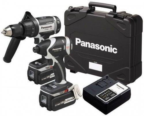 Panasonic 18V Hammerdrill/Impact Driver