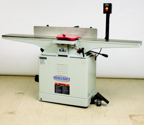 "Yorkcraft 8"" Jointer"