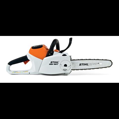Stihl 36-volt chainsaw (MSA 160 C-BQ)