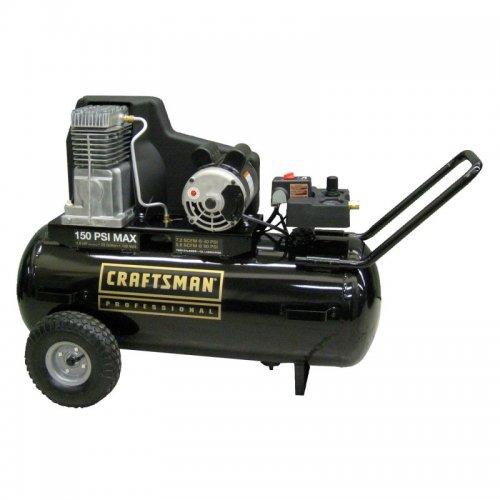 Craftsman Professional 25 Gal Compressor #WPB1982513