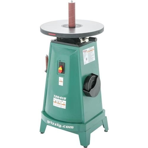 Grizzly T26418 Floor-Model Oscillating Spindle Sander