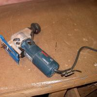 Bosch 1584VS barrel grip jigsaw