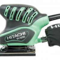 Hitachi 1/4-sheet orbital finishing sander SV12SG
